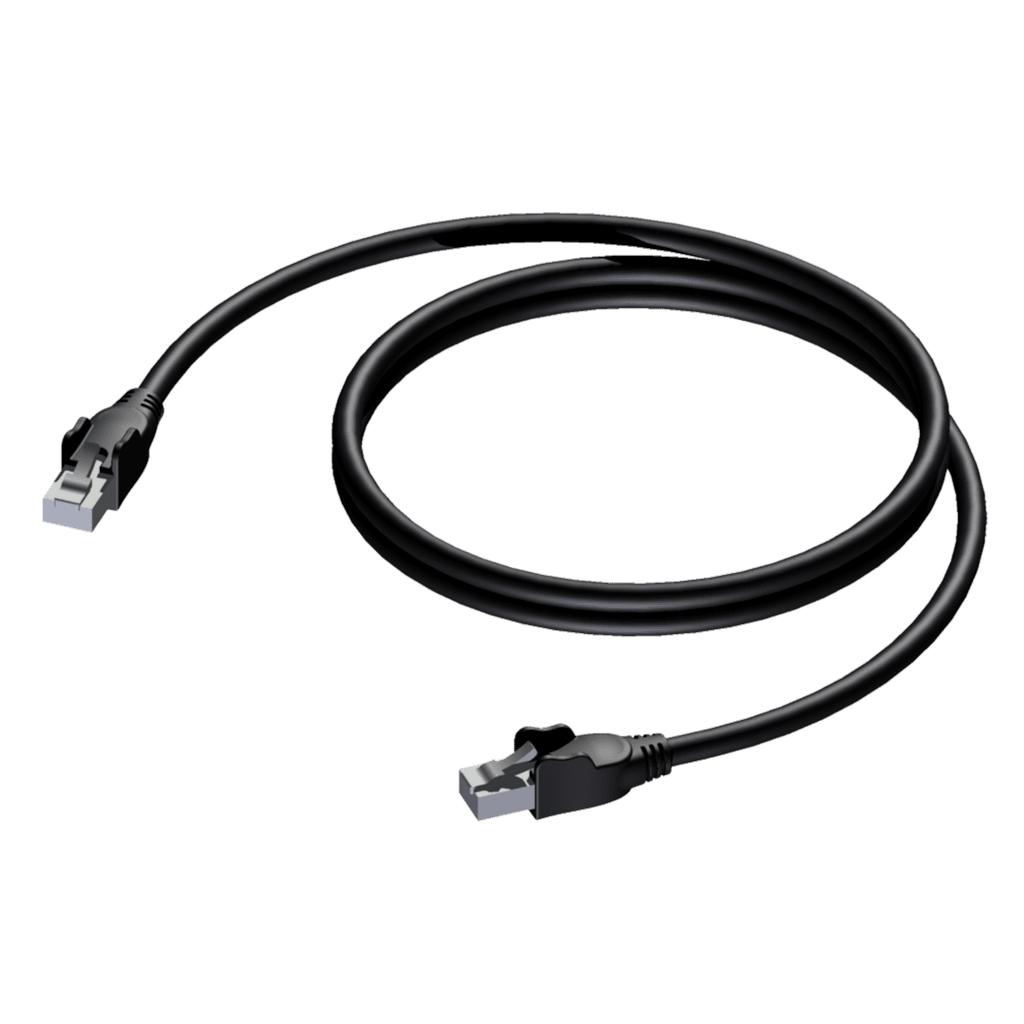 CXU500 - Networking cable - CAT5 - U/UTP - RJ45