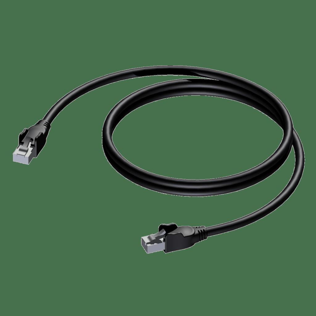CXU500 - Networking cable - CAT5 - U/UTP - RJ45