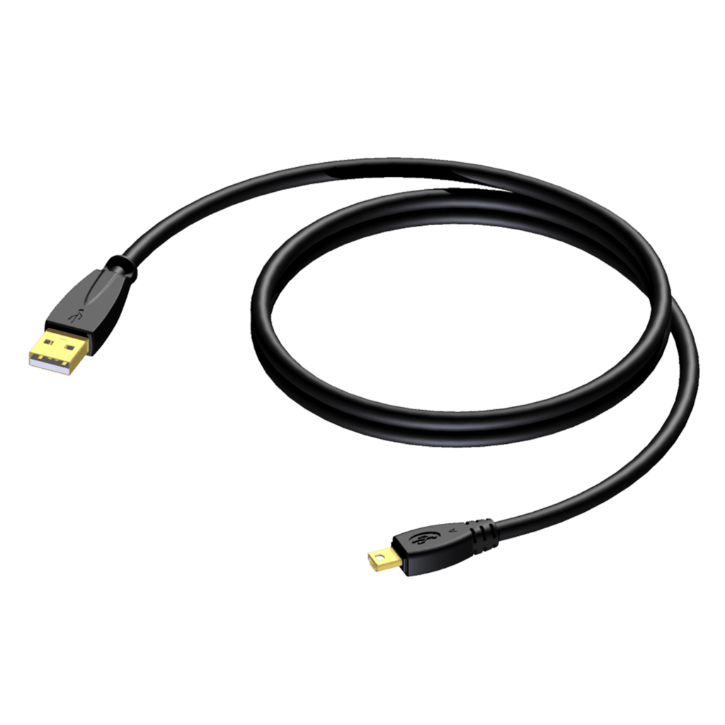 CXU620 - USB A - USB mini A