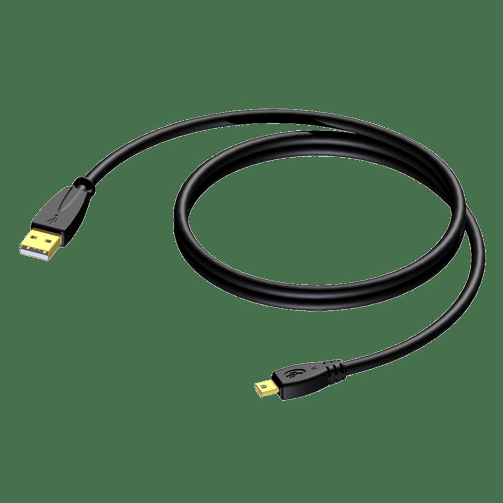 CXU620 - USB A - USB mini A