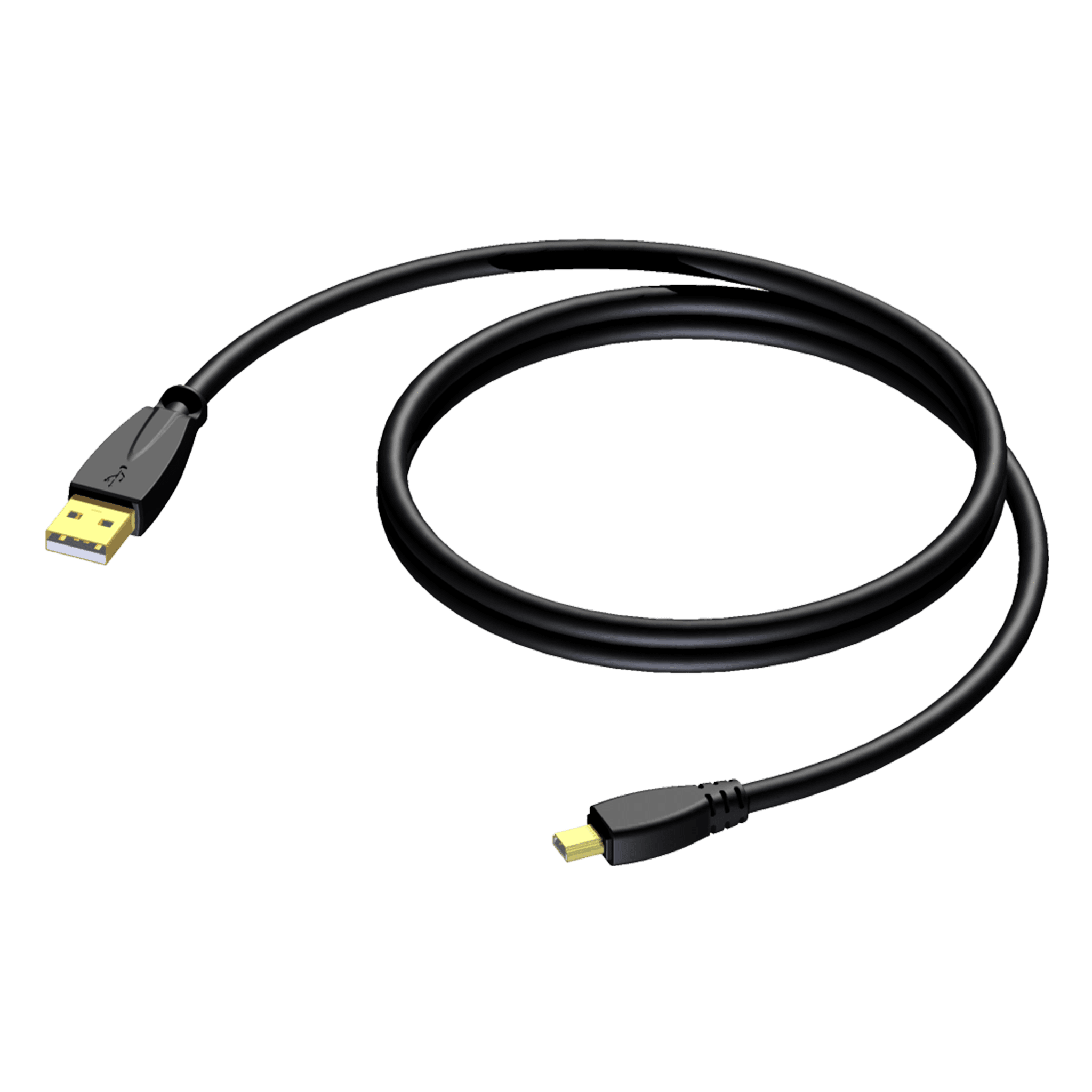 CXU625 - USB A - USB mini B