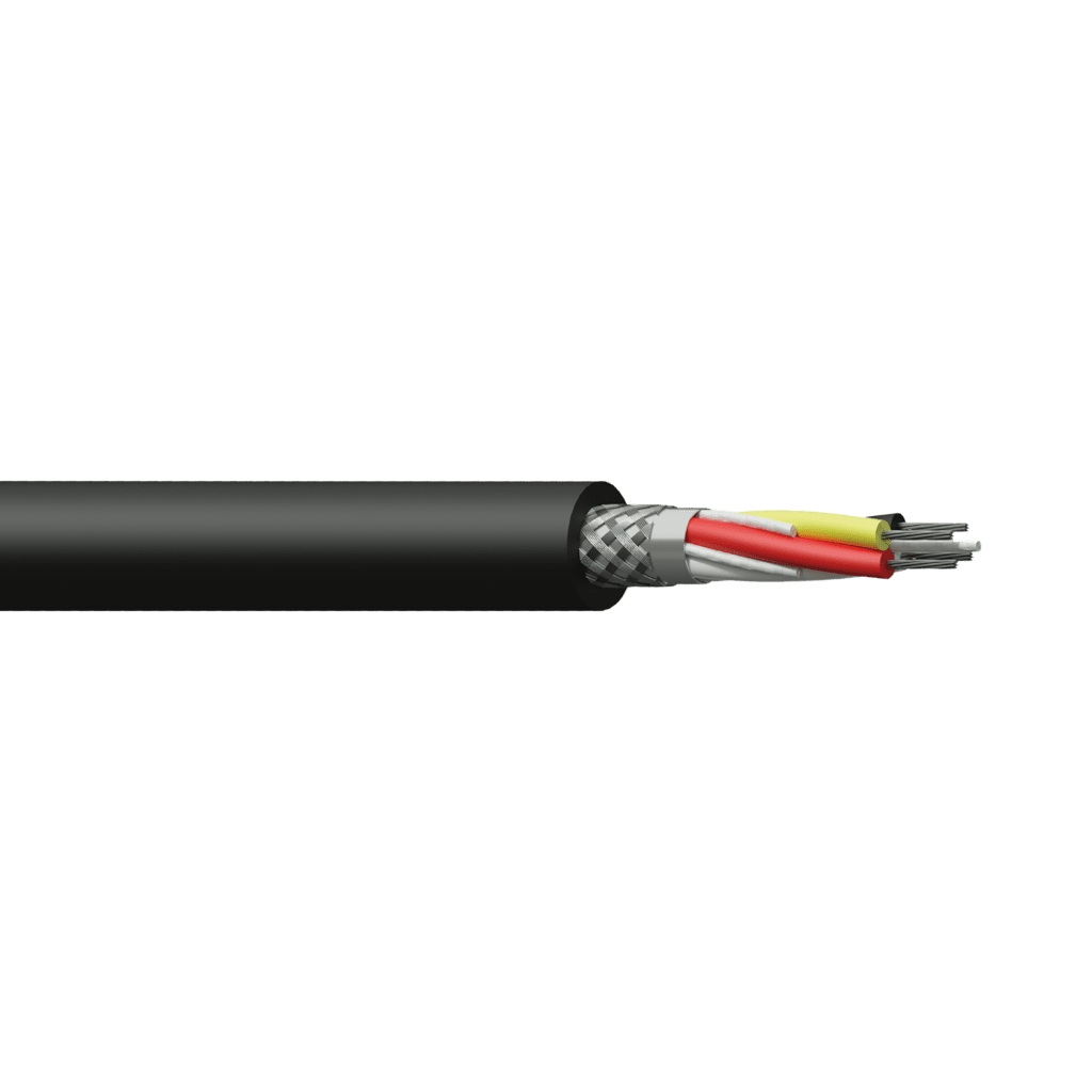 DMX50 - DMX-AES cable - flex 2 pairs 0.12 mm² - 26 AWG