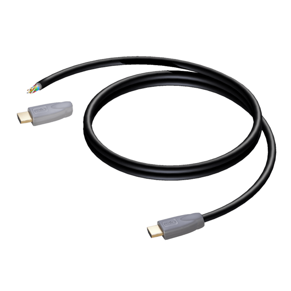 HDM100 - Pre-made open ended contractor cable