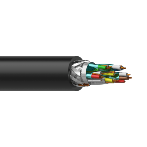 HDM24 - HDMI cable - High speed with ethernet - 0,20 mm² - 24 AWG