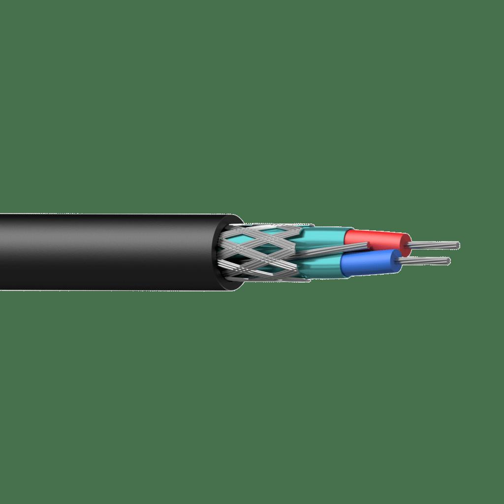 HMX224 - 24 AWG Balanced signal / DMX-AES cable