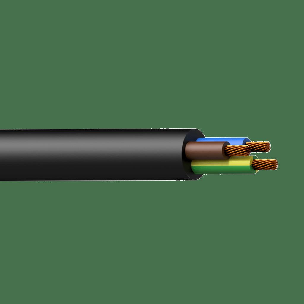 HPC3G1.5 - 3G1.5 3 x 1.5 mm² PVC power cable