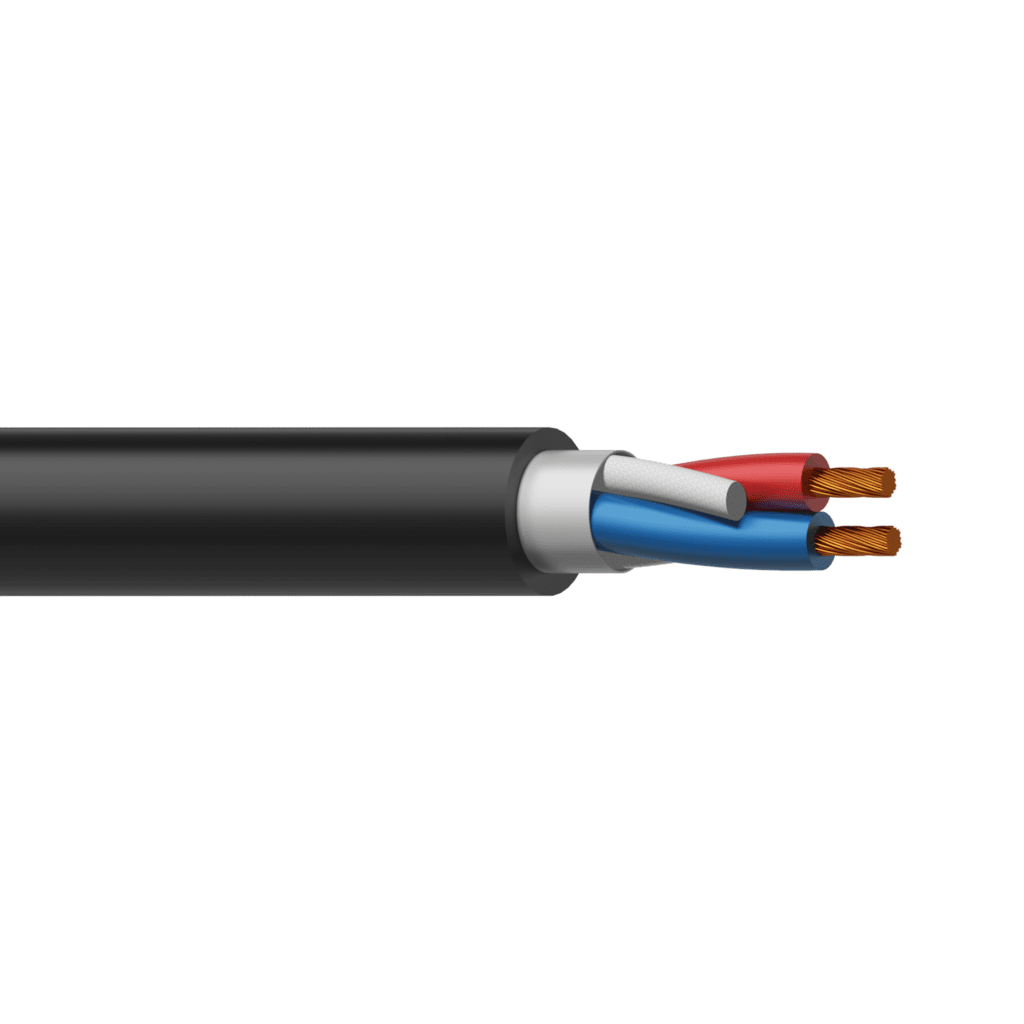 LS07 - Loudspeaker cable - 2 x 0.75 mm² - 18 AWG