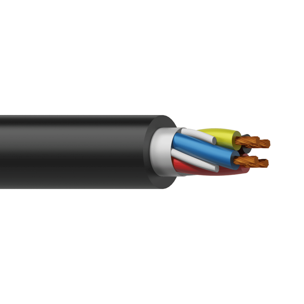 LS425 - Loudspeaker cable - 4 x 2.5 mm² - 13 AWG