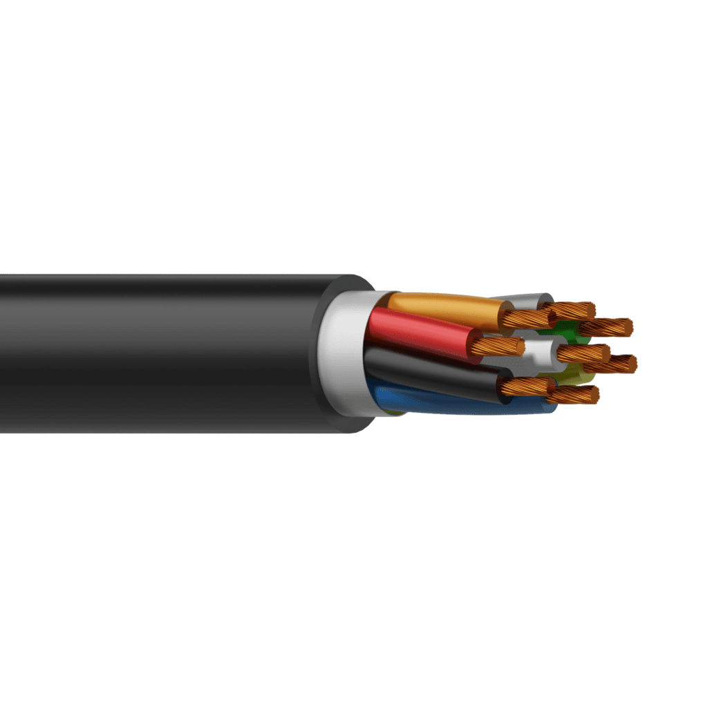LS815 - Loudspeaker cable - 8 x 1.5 mm² - 15 AWG
