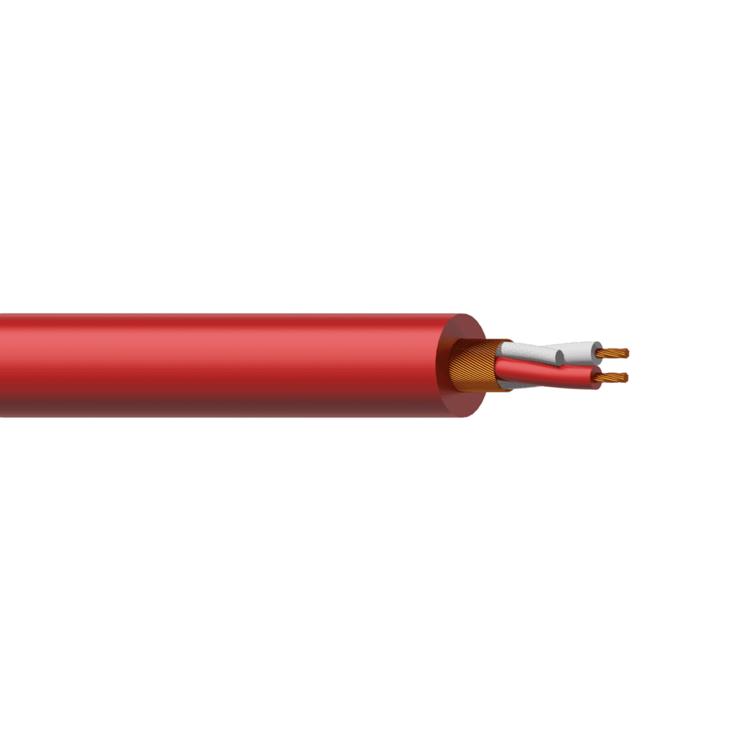 MC305 - Balanced microphone cable - flex 2 x 0.23 mm²- 24 AWG