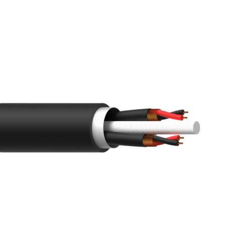 MCM102 - Balanced signal cable - 2 pairs x 0.125 mm² - 26 AWG