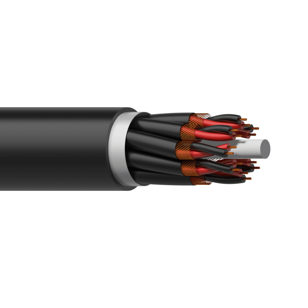 MCM108 - Balanced signal cable - 8 pairs x 0.125 mm² - 26 AWG