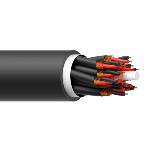 MCM112 - Balanced signal cable - 12 pairs x 0.125 mm² - 26 AWG