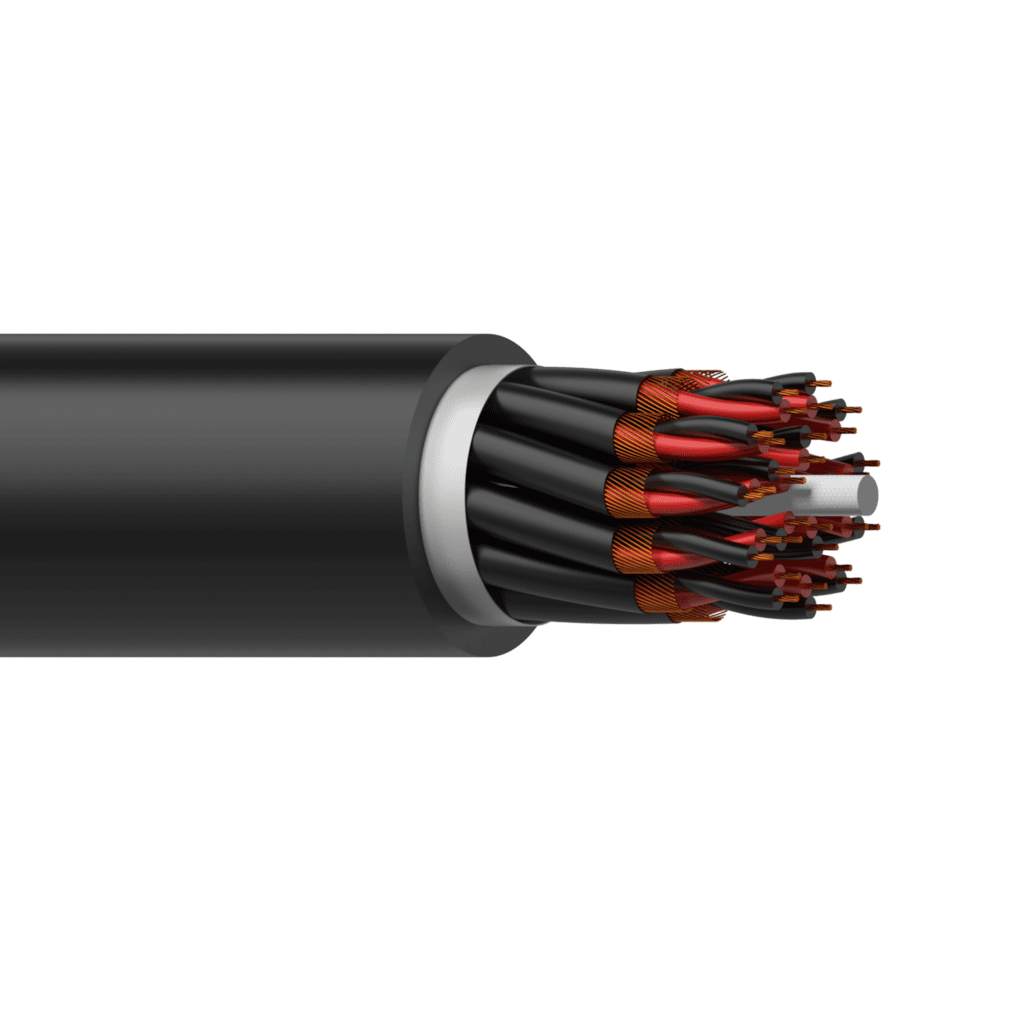 MCM116 - Balanced signal cable - 16 pairs x 0.125 mm² - 26 AWG