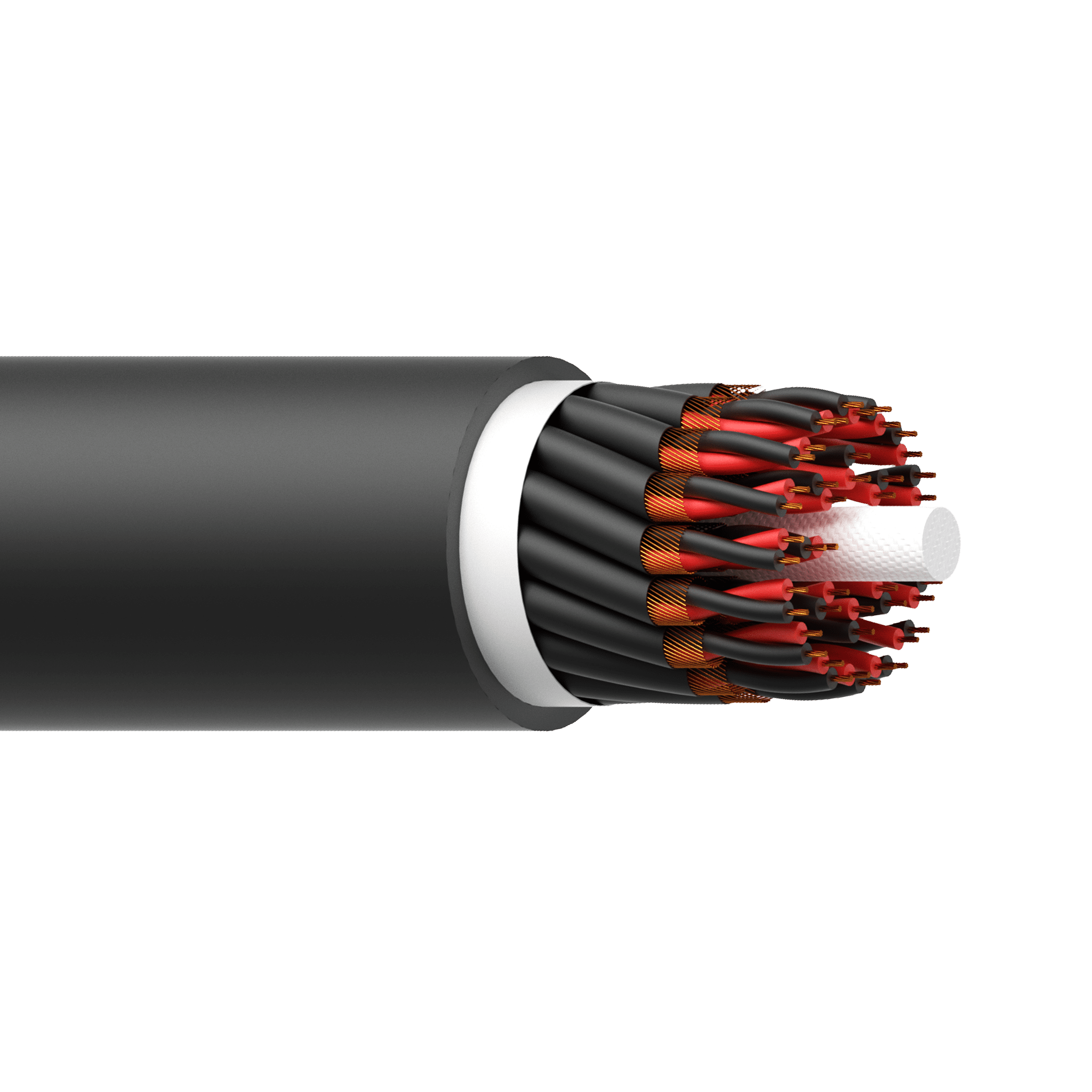 MCM124 - Balanced signal cable - 24 pairs x 0.125 mm² - 26 AWG