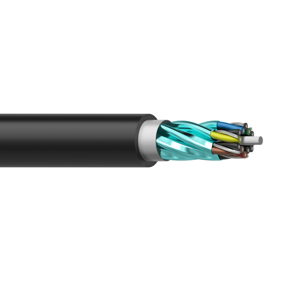 MCR112 - Balanced signal cable - 12 pairs x 0.22 mm² - 24 AWG