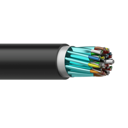MCR120 - Balanced signal cable - 20 pairs x 0.22 mm² - 24 AWG