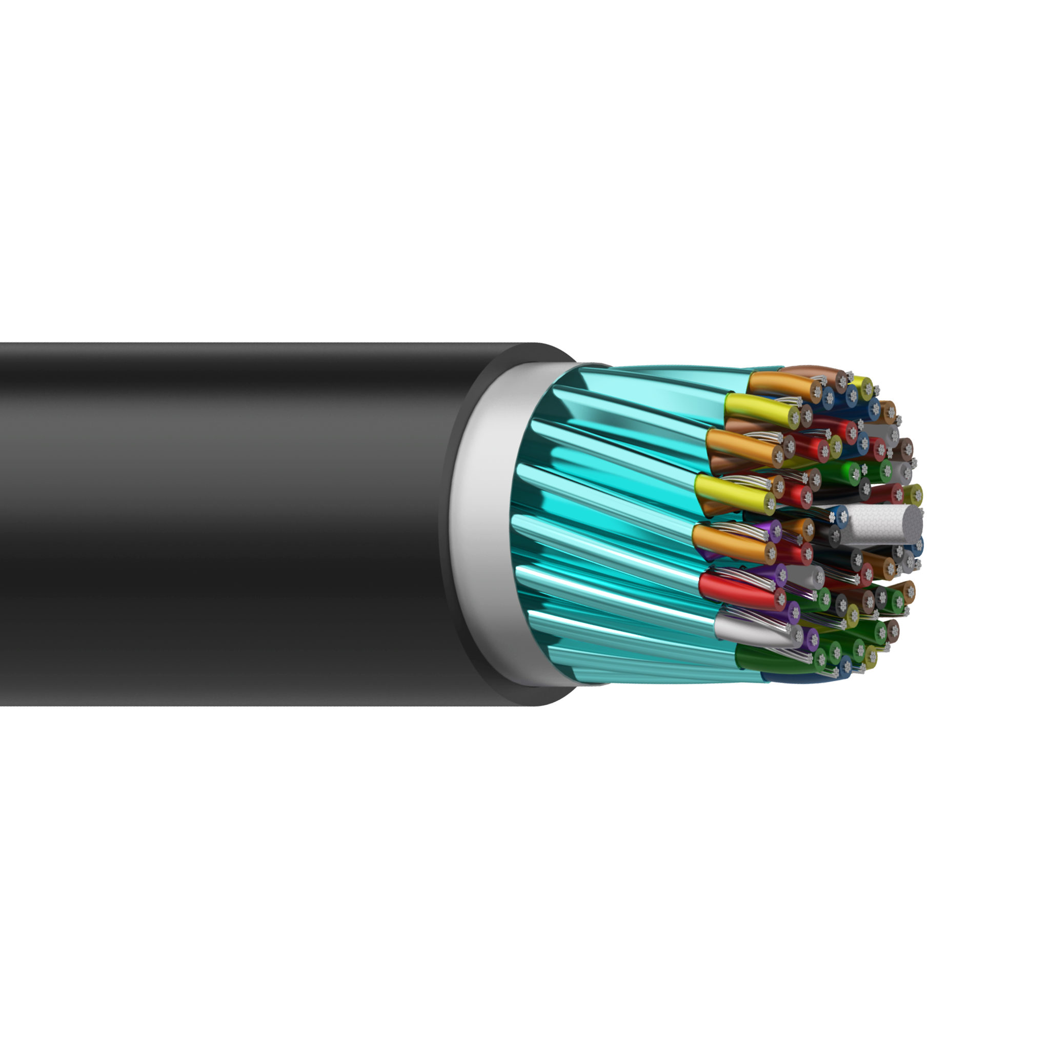 MCR158 - Balanced signal cable - 58 pairs x 0.22 mm² - 24 AWG