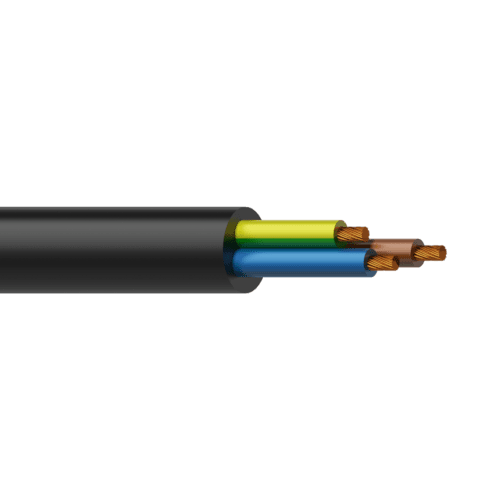PC3G25 - Power cable - H05VV-F 3G2.5 - 3 x 2.5 mm² -  13 AWG