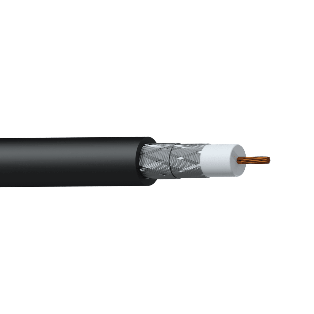 PCX160 - Coax video cable - RG6/U - flex 0.71 mm² - 19 AWG - HighFlex™