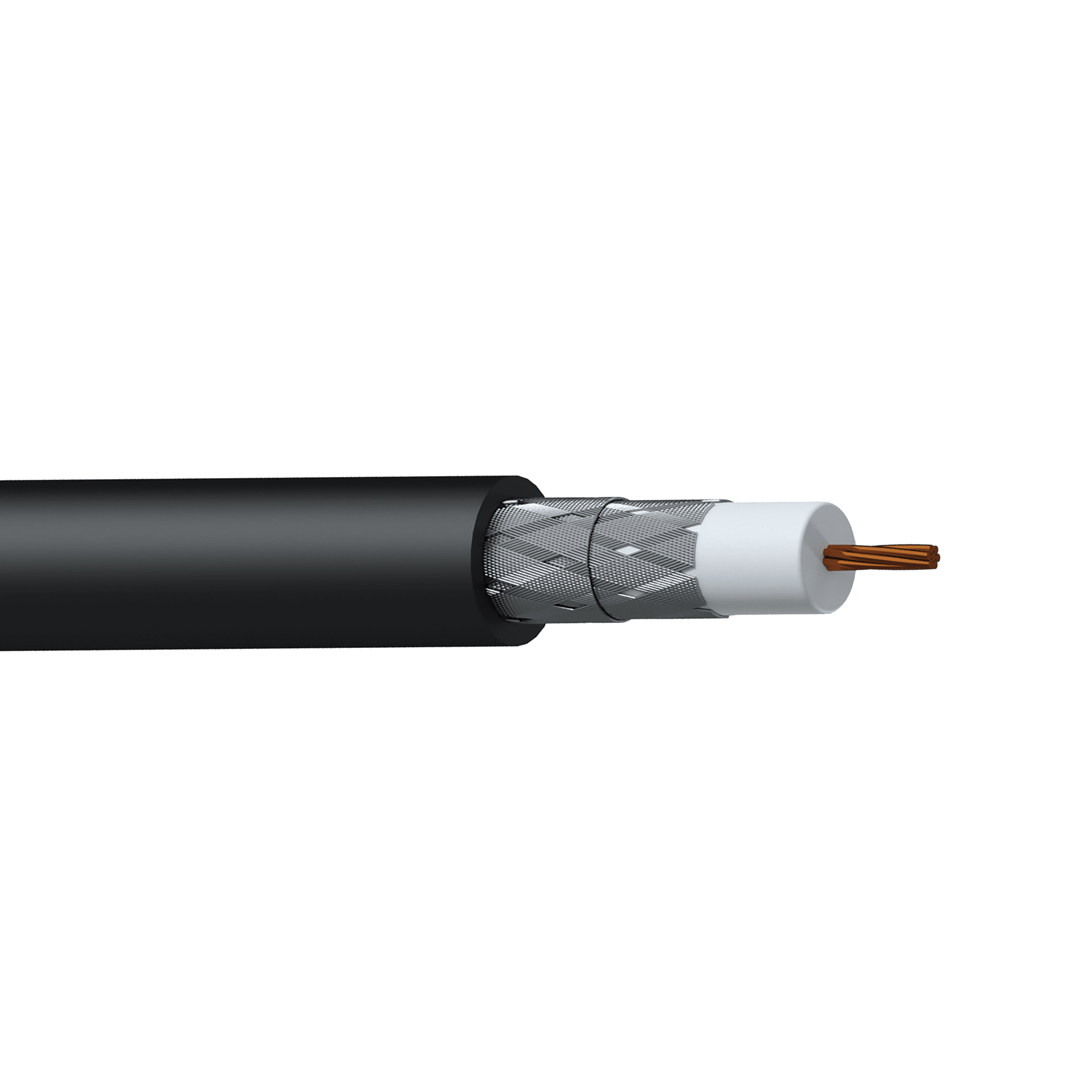 PCX160 - Coax video cable - RG6/U - flex 0.65 mm² - 19 AWG - HighFlex™