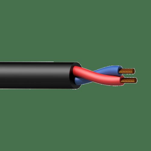 PLS225 - Loudspeaker cable - 2 x 2.5 mm² - 13 AWG - HighFlex™