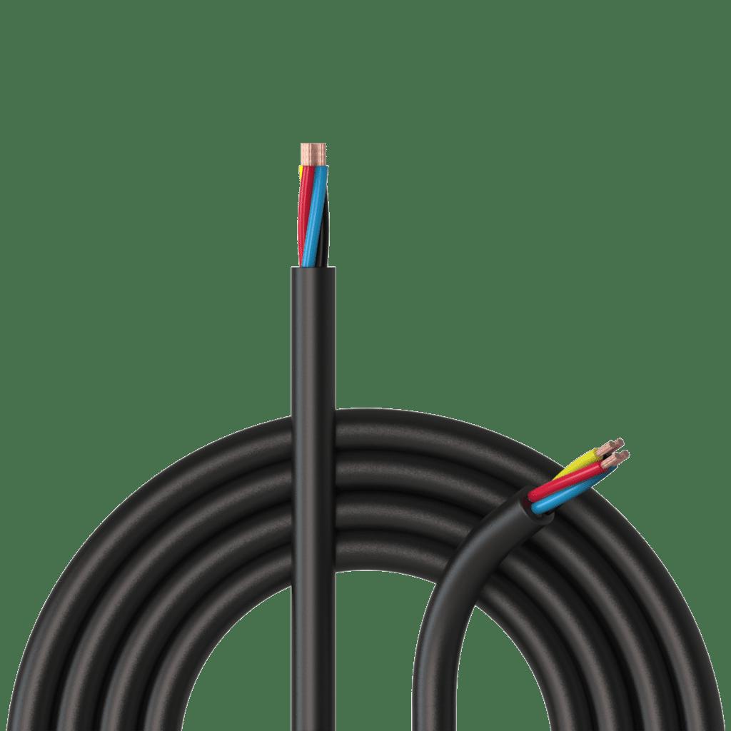 PLS425 - Loudspeaker cable - 4 x 2.5 mm² - 13 AWG - HighFlex™