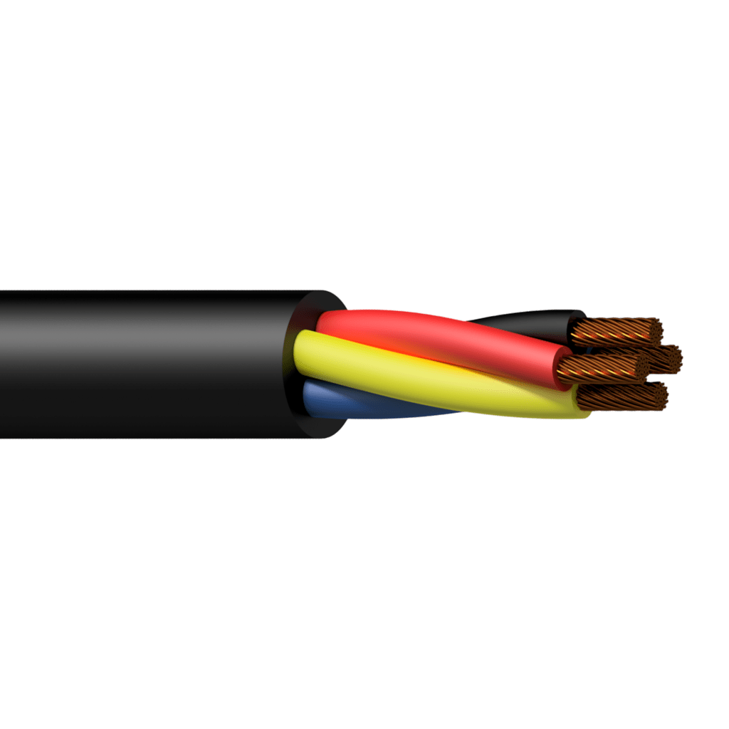 PLS425 - Loudspeaker cable - 4 x 2.5 mm² - 13 AWG - HighFlex™