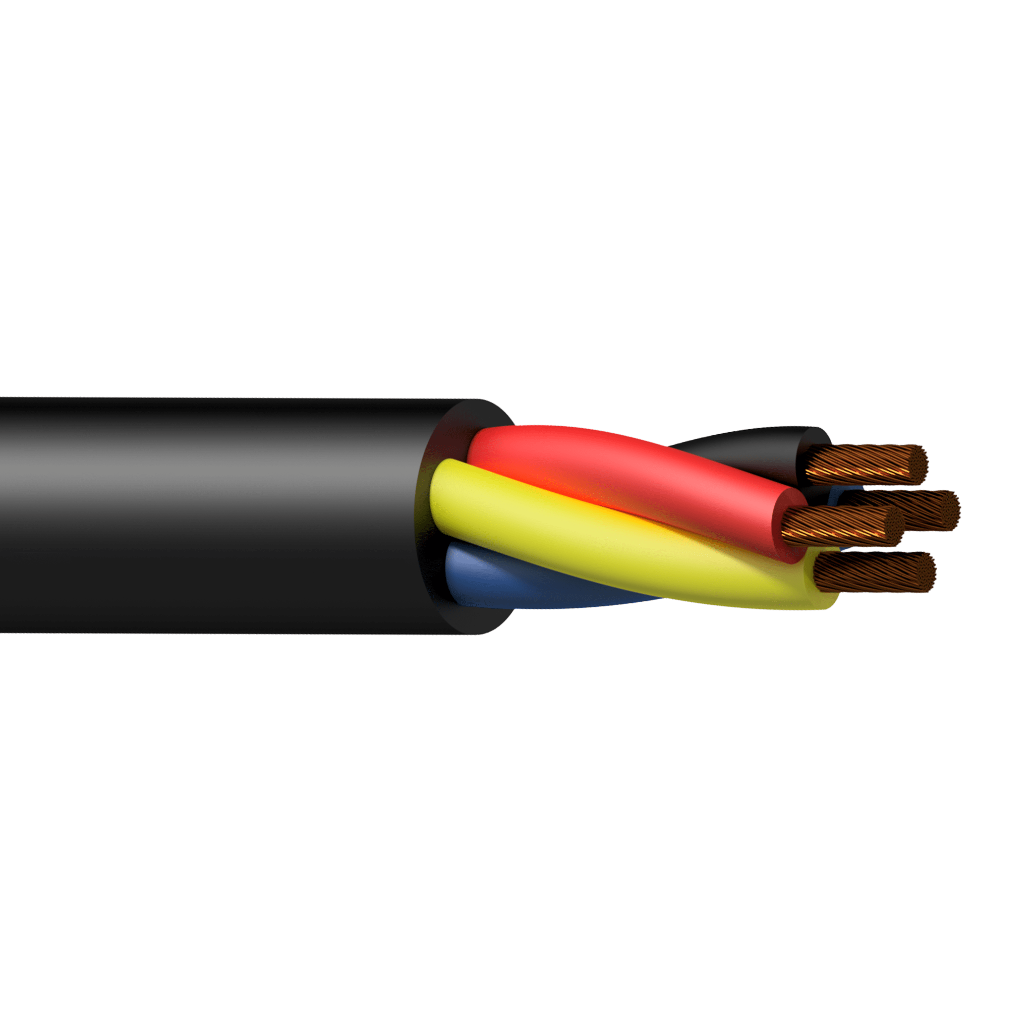 PLS440 - Loudspeaker cable - 4 x 4.0 mm² - 11 AWG - HighFlex™