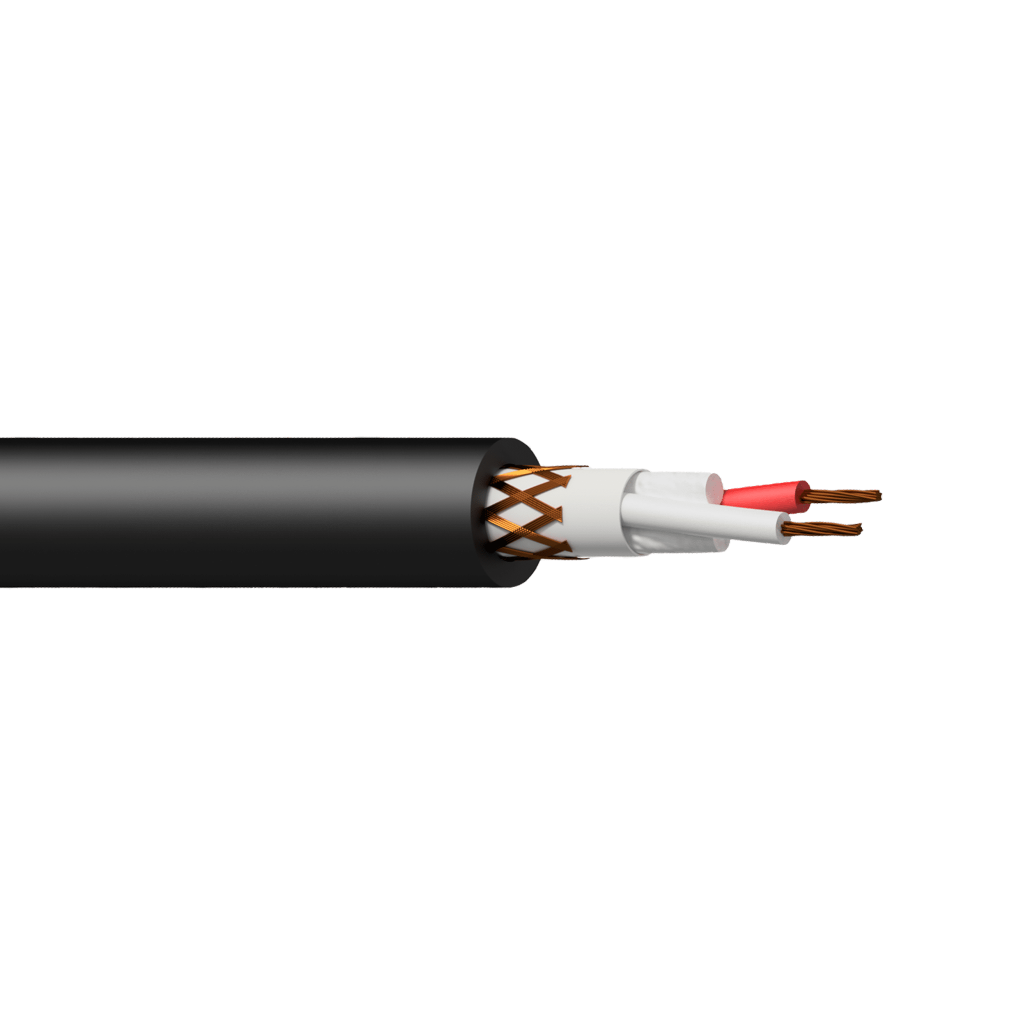 PMH224 - Balanced microphone cable - flex 2 x 0.22 mm² - 24 AWG - HighFlex™