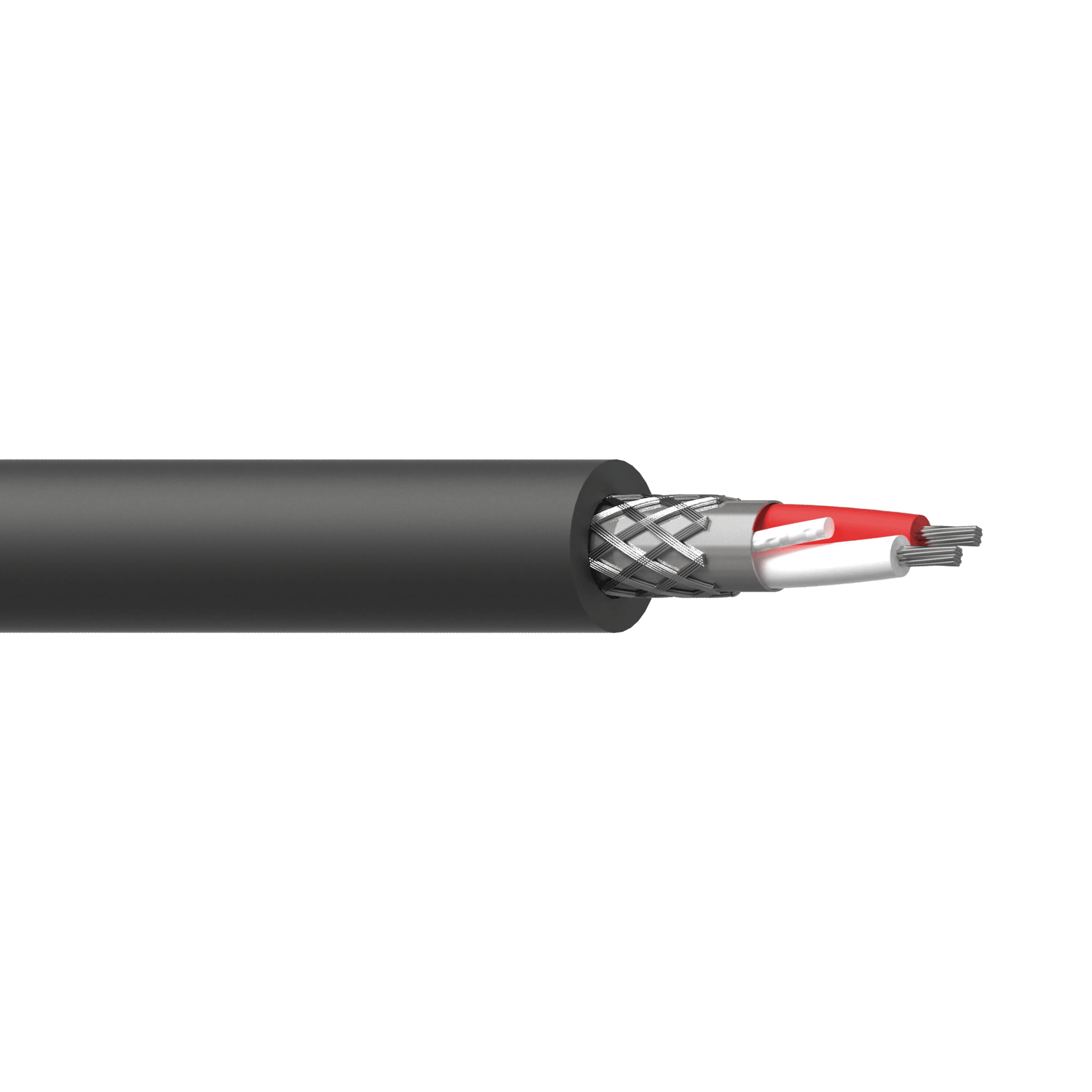 PMX222 - DMX-AES cable - flex 2 x 0.34 mm² - 22 AWG - HighFlex™