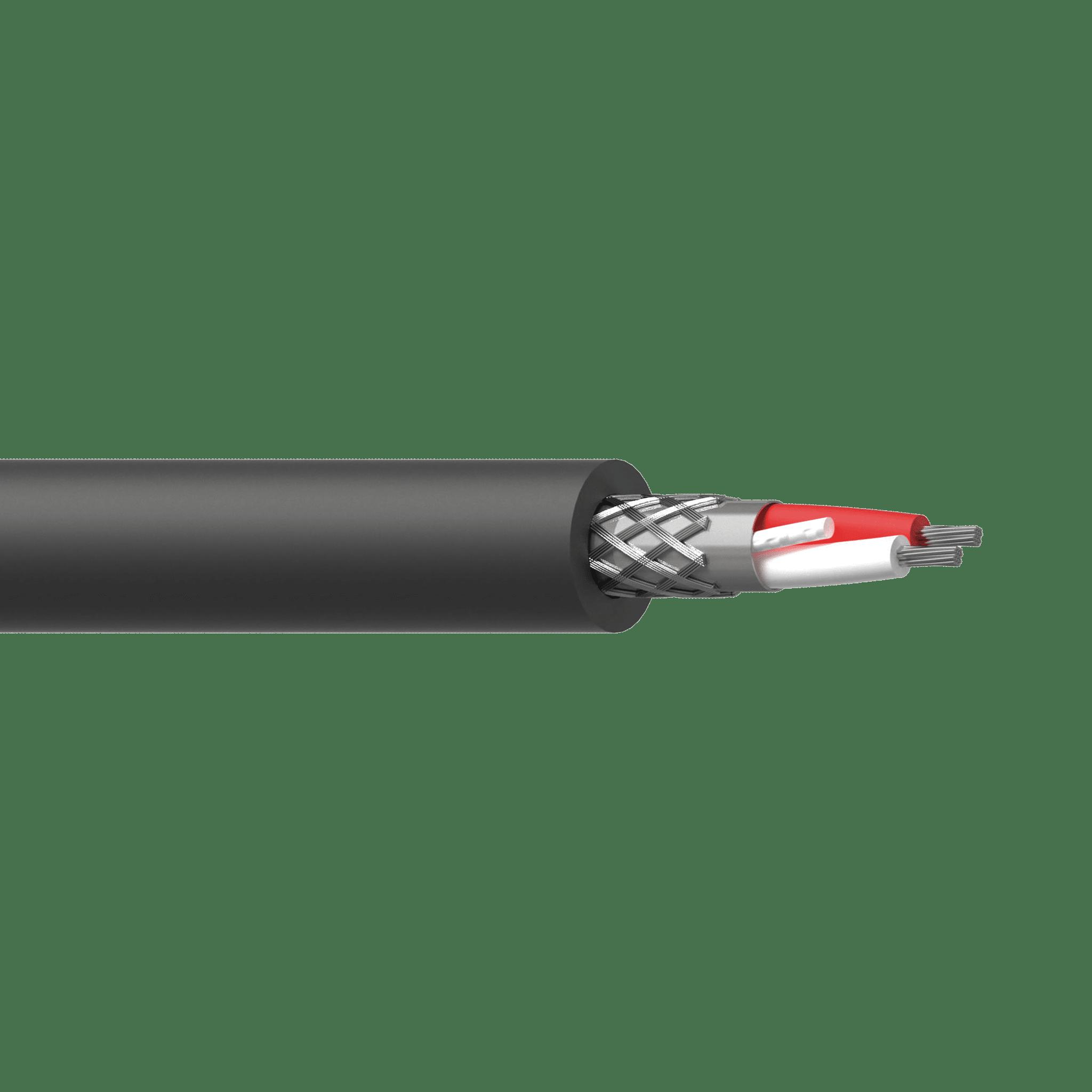 PMX222 - DMX-AES cable - flex 2 x 0.34 mm² - 22 AWG - HighFlex™
