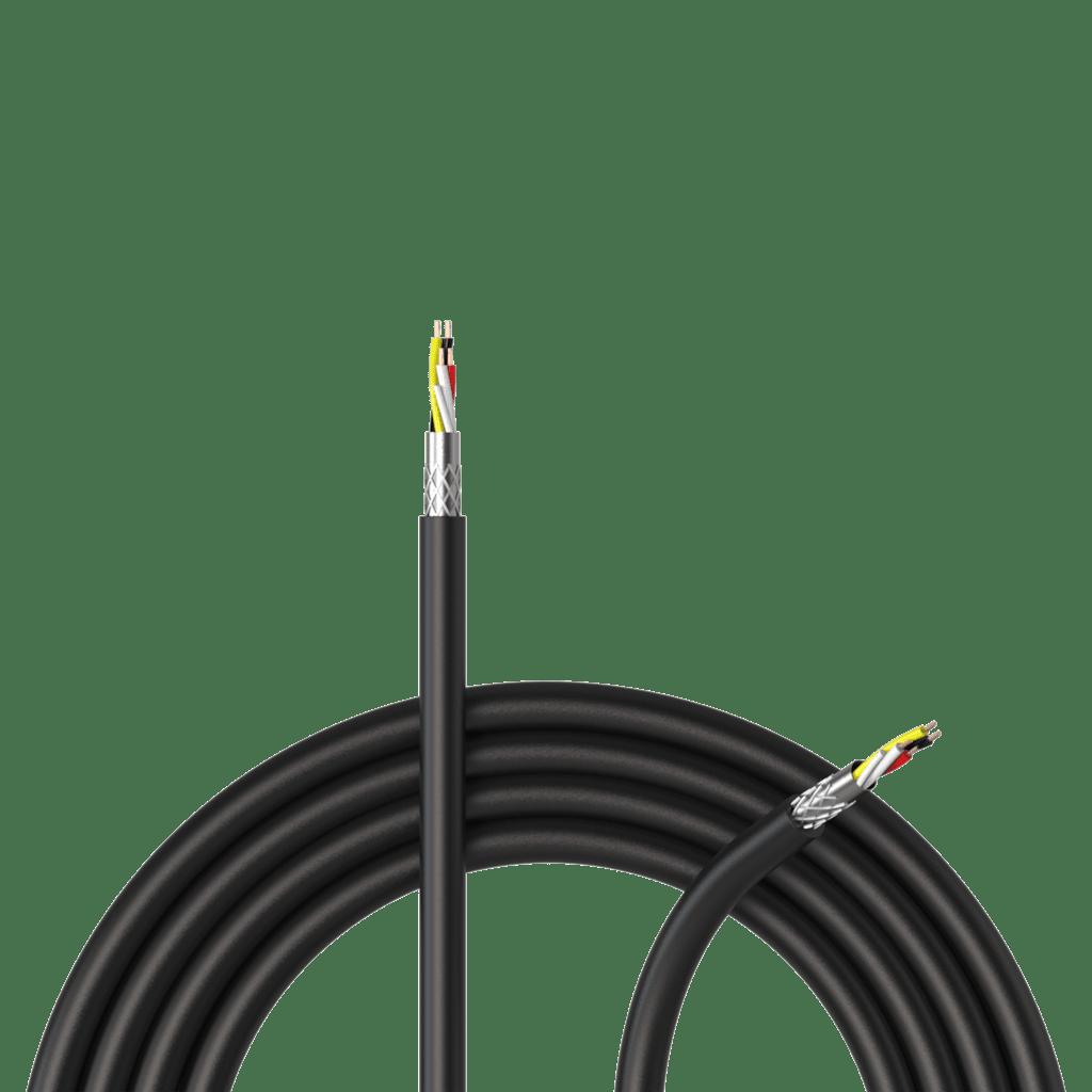 PMX422 - DMX-AES cable - flex 2 pairs 0.34 mm² - 22 AWG - HighFlex™