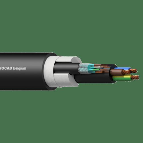 PNC2517 - CAT7 S/FTP & 3G2.5 Power cable