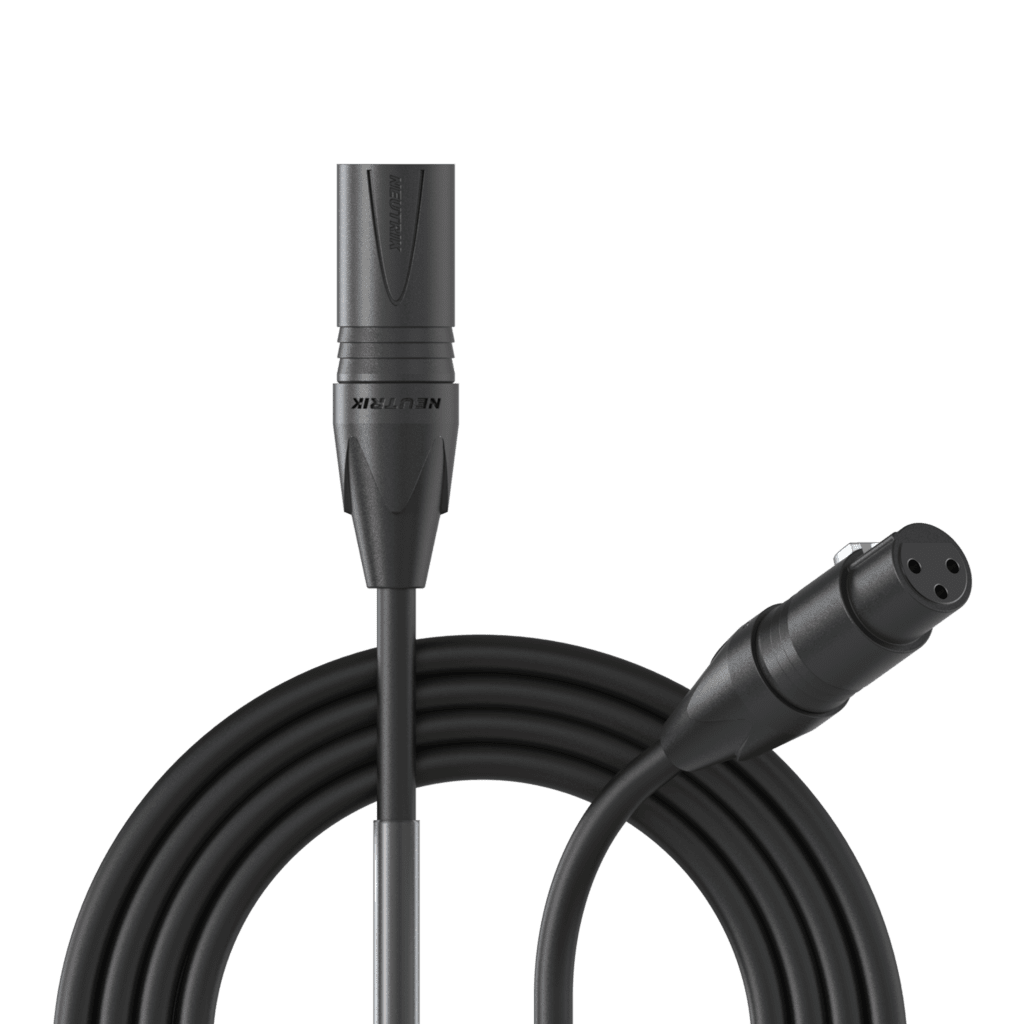PRD953 - DMX AES/ EBU cable -XLR male - XLR female - HighFlex™