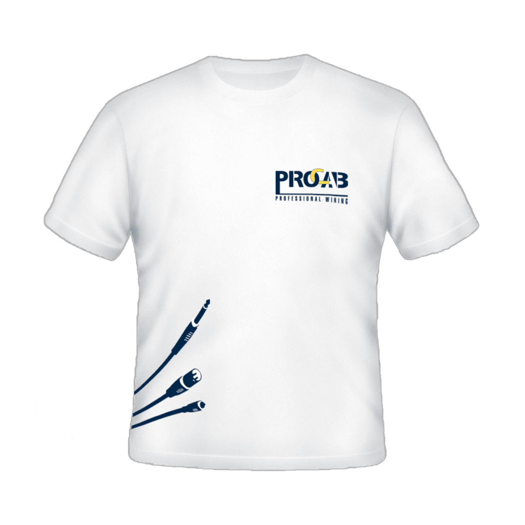 PROMO600X - PROCAB promotional t-shirt