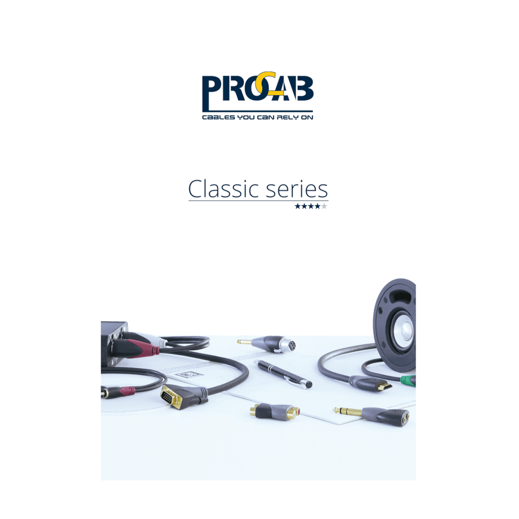 PROMO6214 - PROCAB Classic catalogue edition 2.1