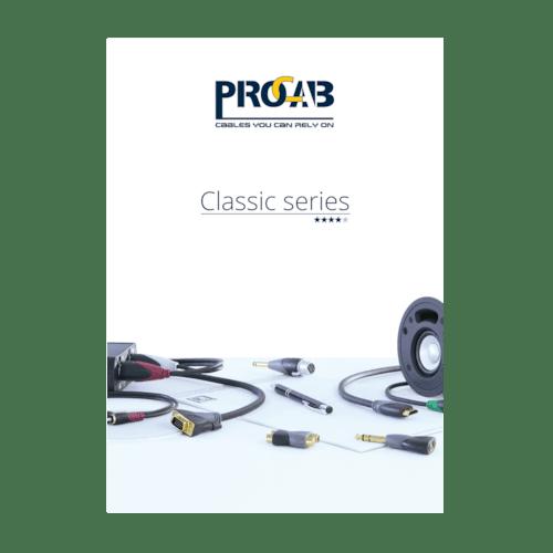 PROMO6214 - PROCAB Classic catalogue edition 2.1