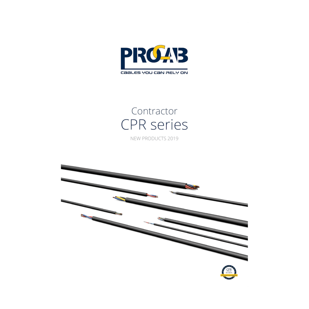 PROMO6215 - PROCAB Contractor CPR series
