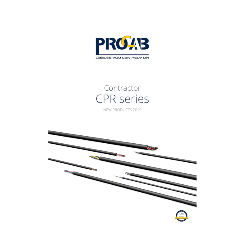 Translated Contractor CPR series catalogue