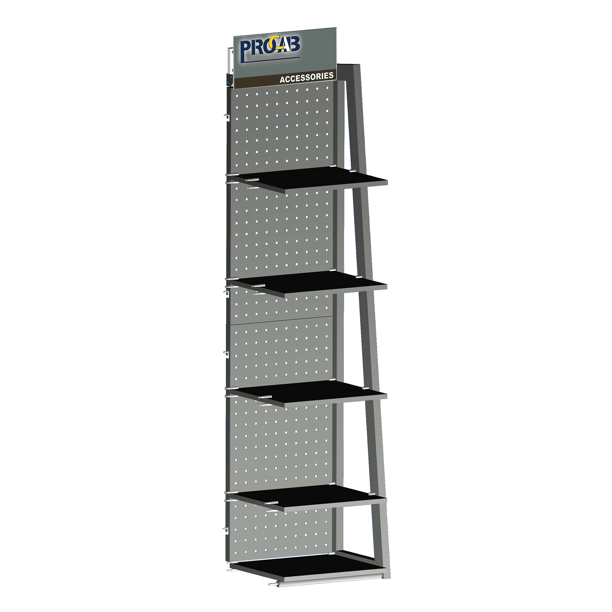 PROMORD4004 - Extention rack for shelfs 45x1 80