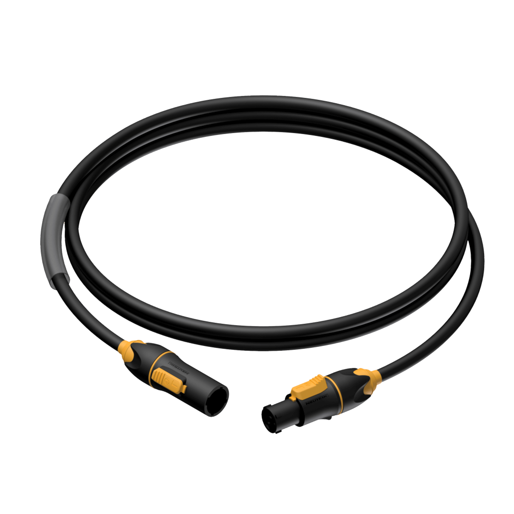 PRP435 - Power cable - powerCON TRUE1 male - powerCON TRUE1 female - 3 x 1.5 mm²