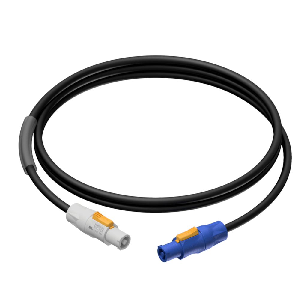 PRP440 - Power cable - powerCON power-in - power-out - 3 x 2.5 mm²