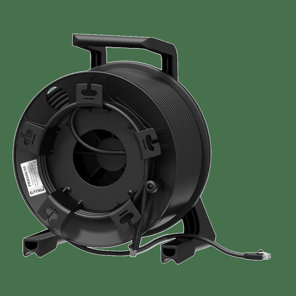 PRX606 - Cable reel - networking cable - CAT6 - U/UTP - RJ45 - HighFlex™