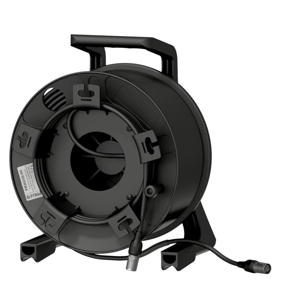 PRX656 - Cable reel - networking cable - CAT6A - S/FTP - etherCON - HighFlex™
