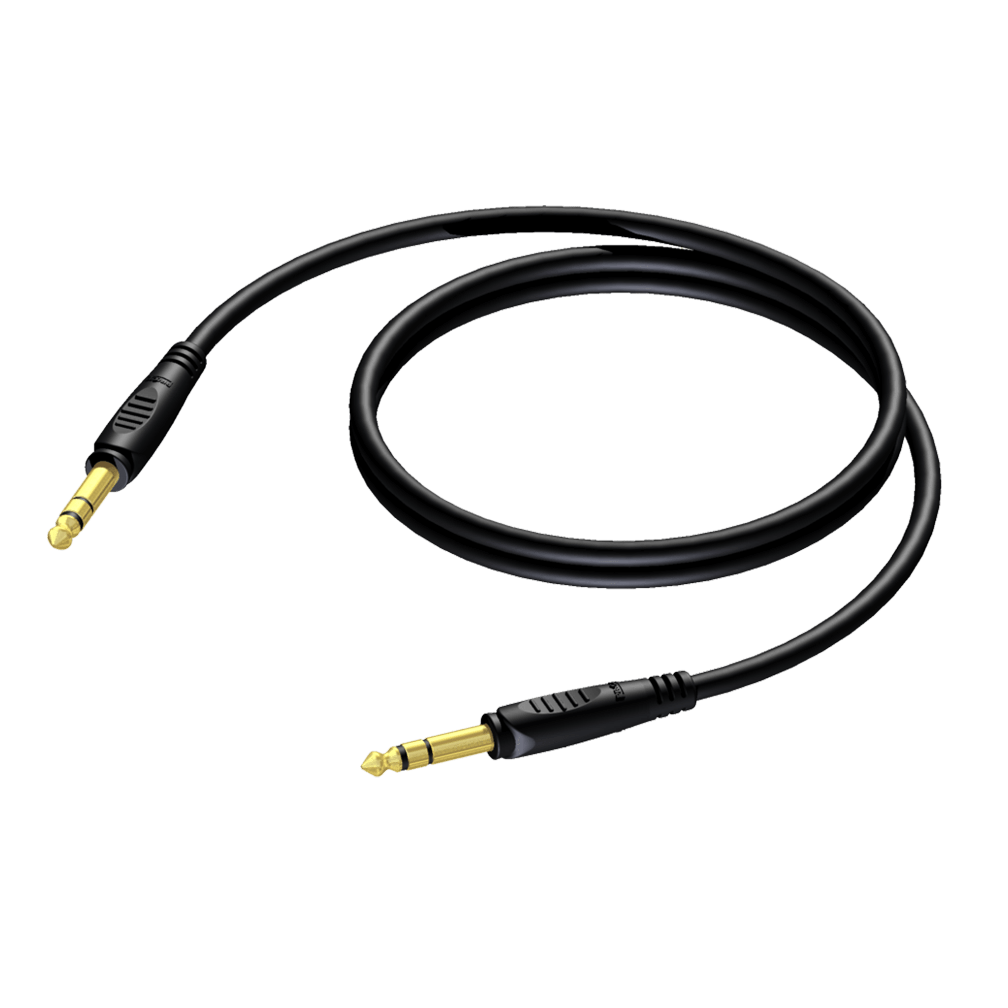 REF610 - 6.3 mm Jack male stereo - 6.3 mm Jack male stereo