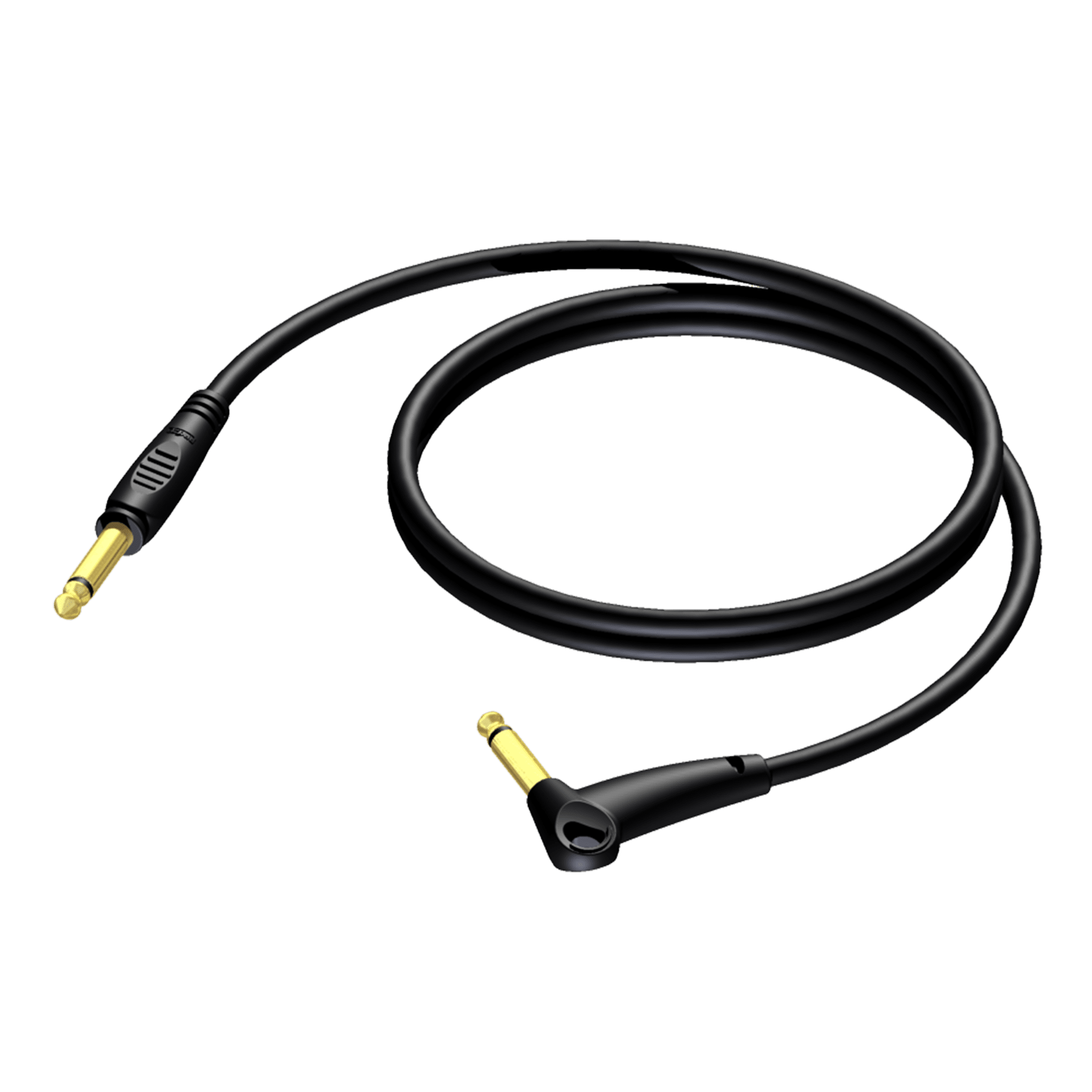 REF650 - 6.3 mm Jack male mono - 6.3 mm Jack male mono - for guitar