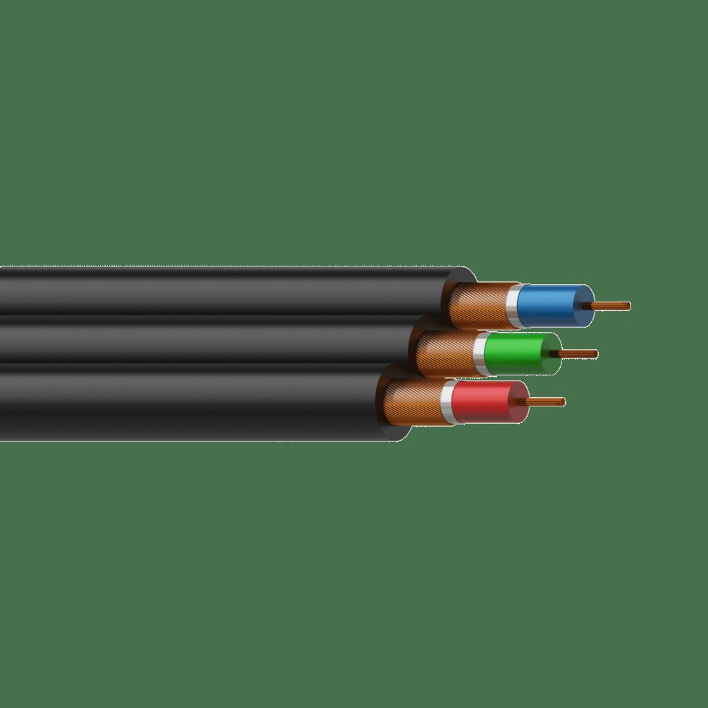 RGB600 - RGB video cable - flex - 0.22 mm² - 24 AWG