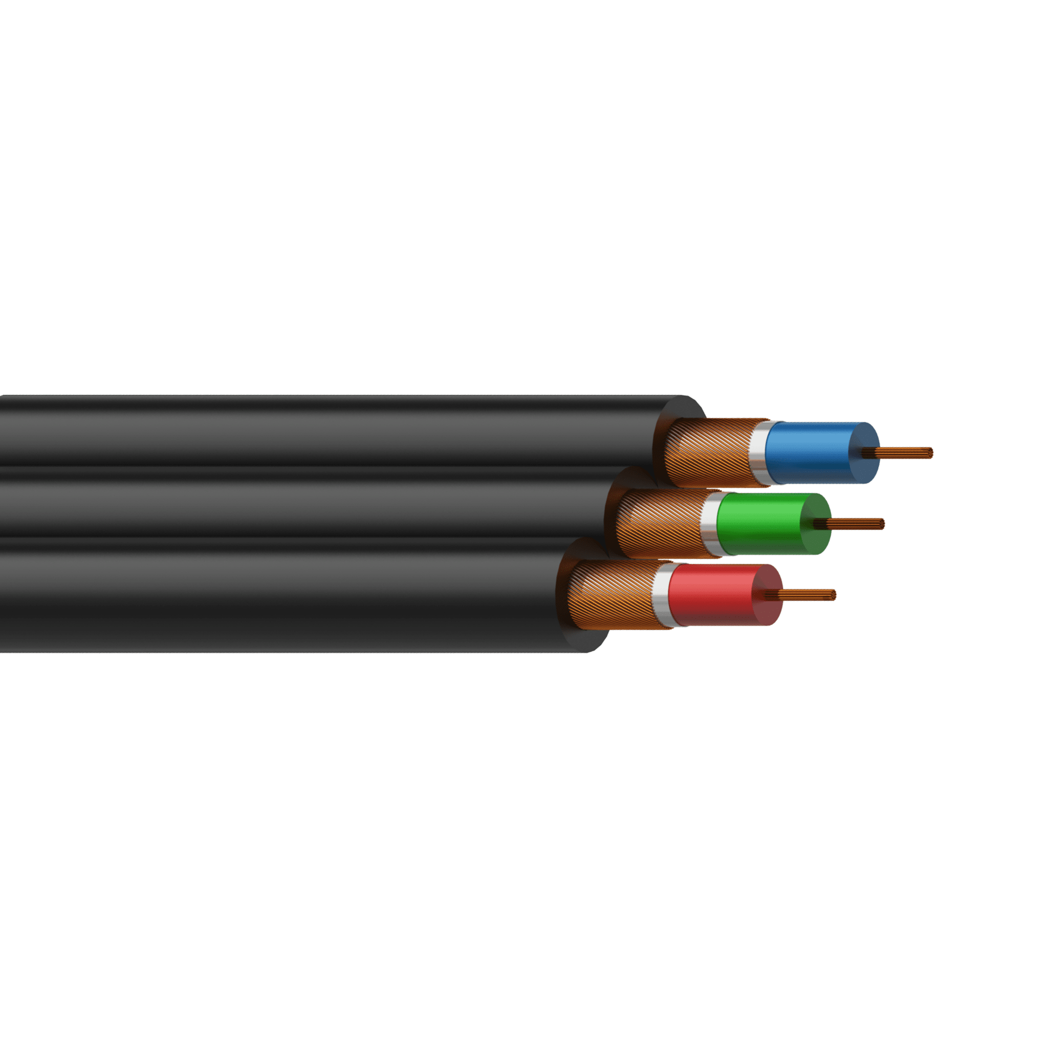 RGB600 - RGB video cable - flex - 0.22 mm² - 24 AWG