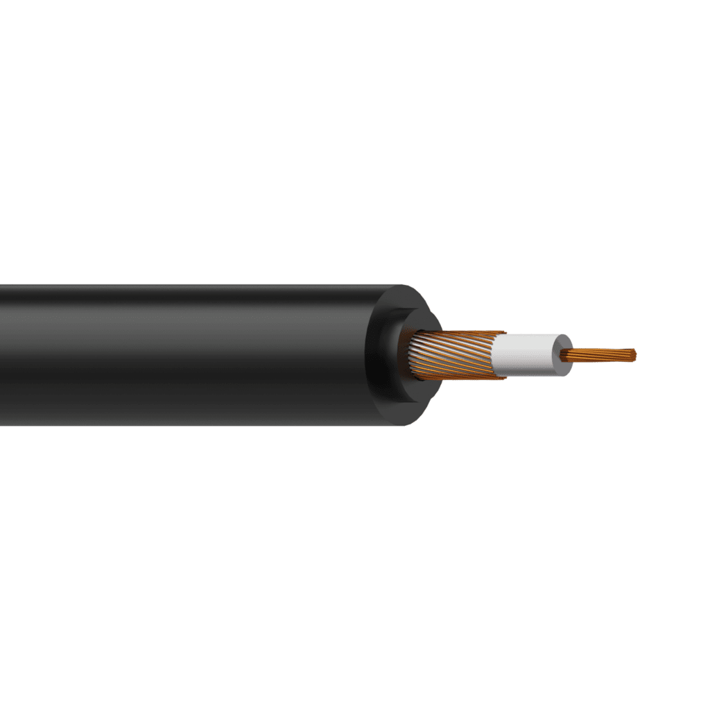 RMC205 - Unbalanced instrument cable - flex 0.22 mm² - 24 AWG